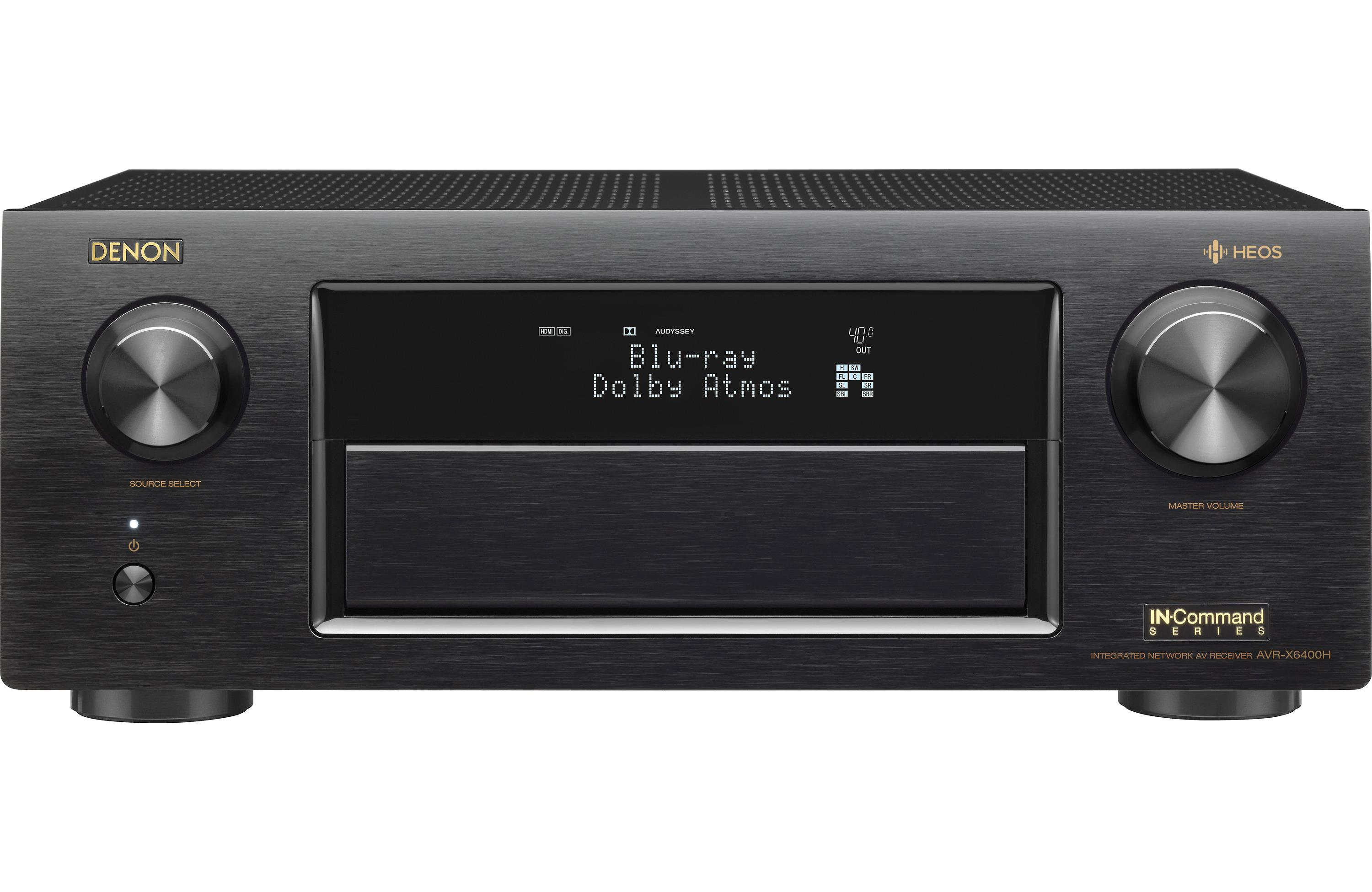 Denon AVR-X6400H Review - Features and Specs | ZKelectronics