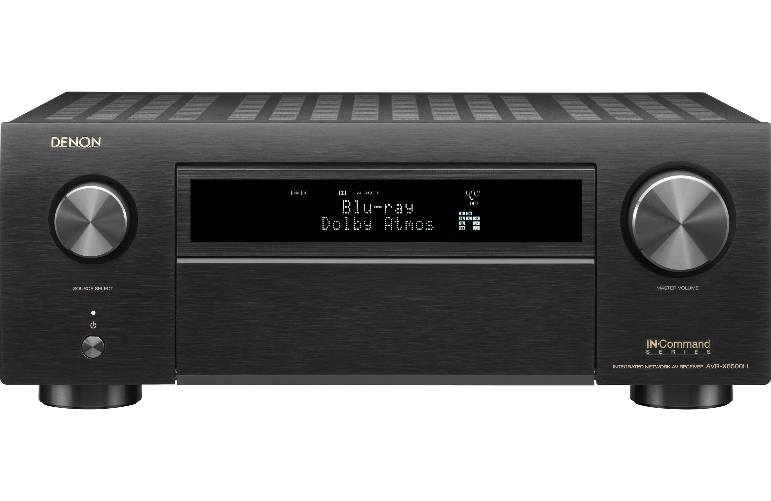 Denon AVR-X6500H Review - Features and Specs | ZKelectronics