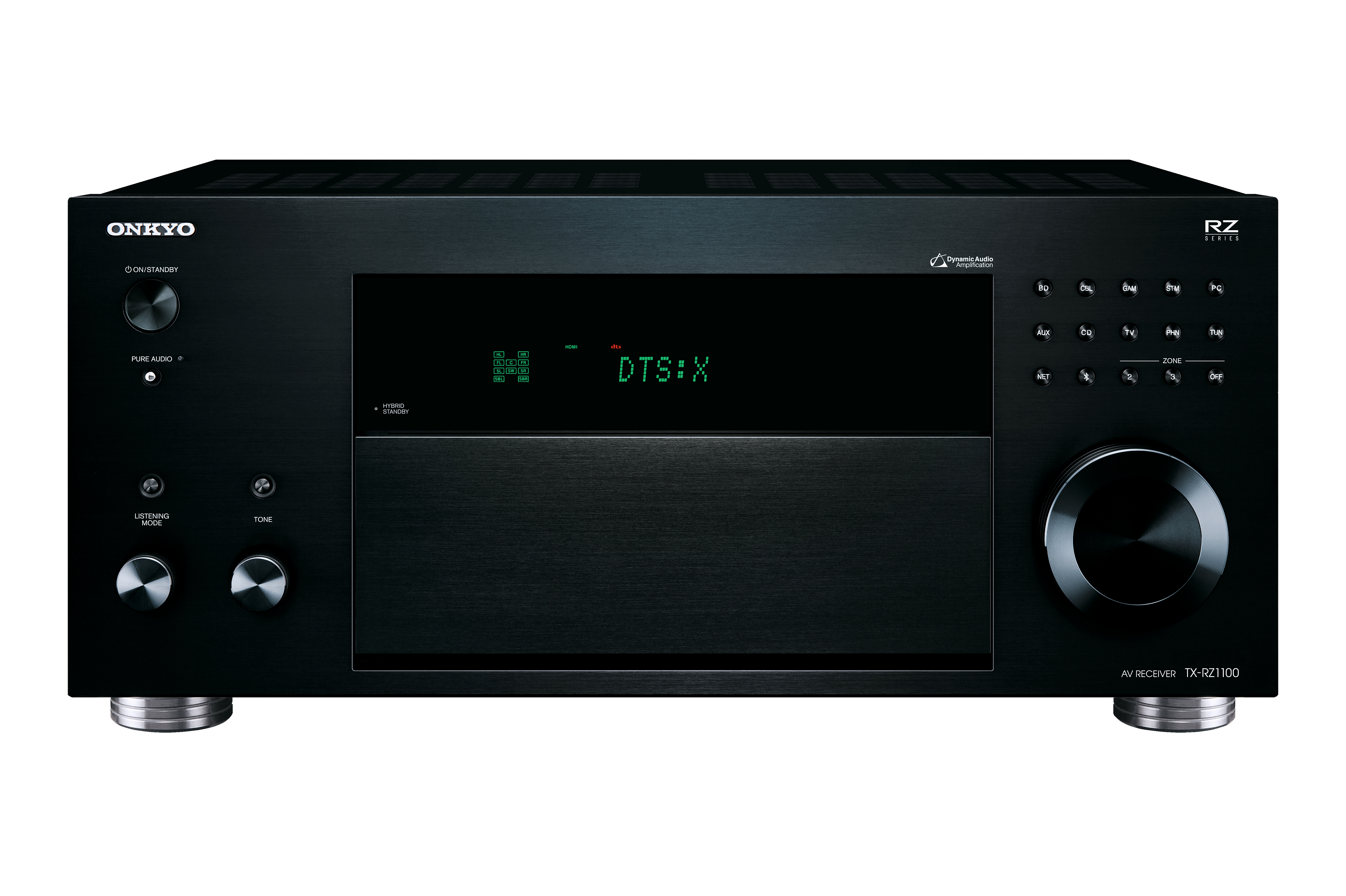 Onkyo TX-RZ1100 vs Yamaha Aventage RX-A3070 Review - Compare