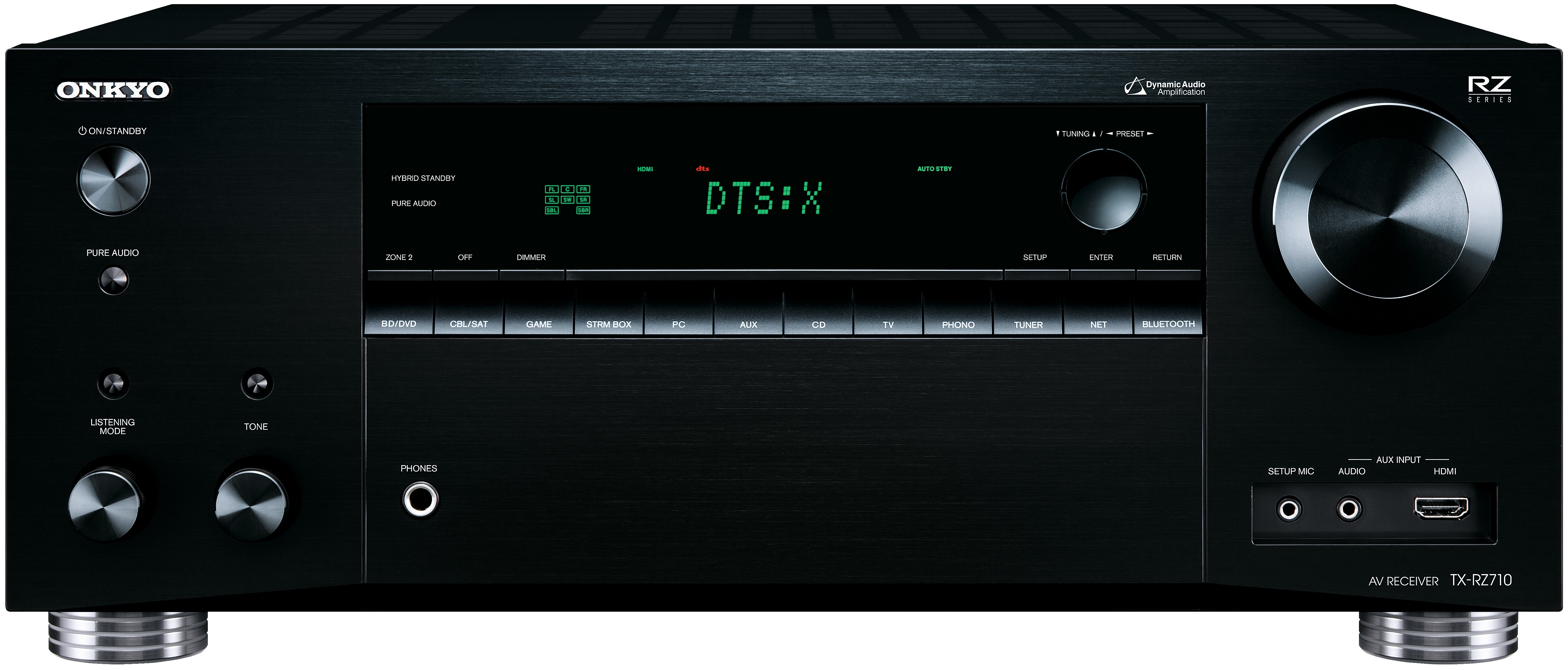 Onkyo TX-RZ710 vs Yamaha Aventage RX-A880 Review - Compare