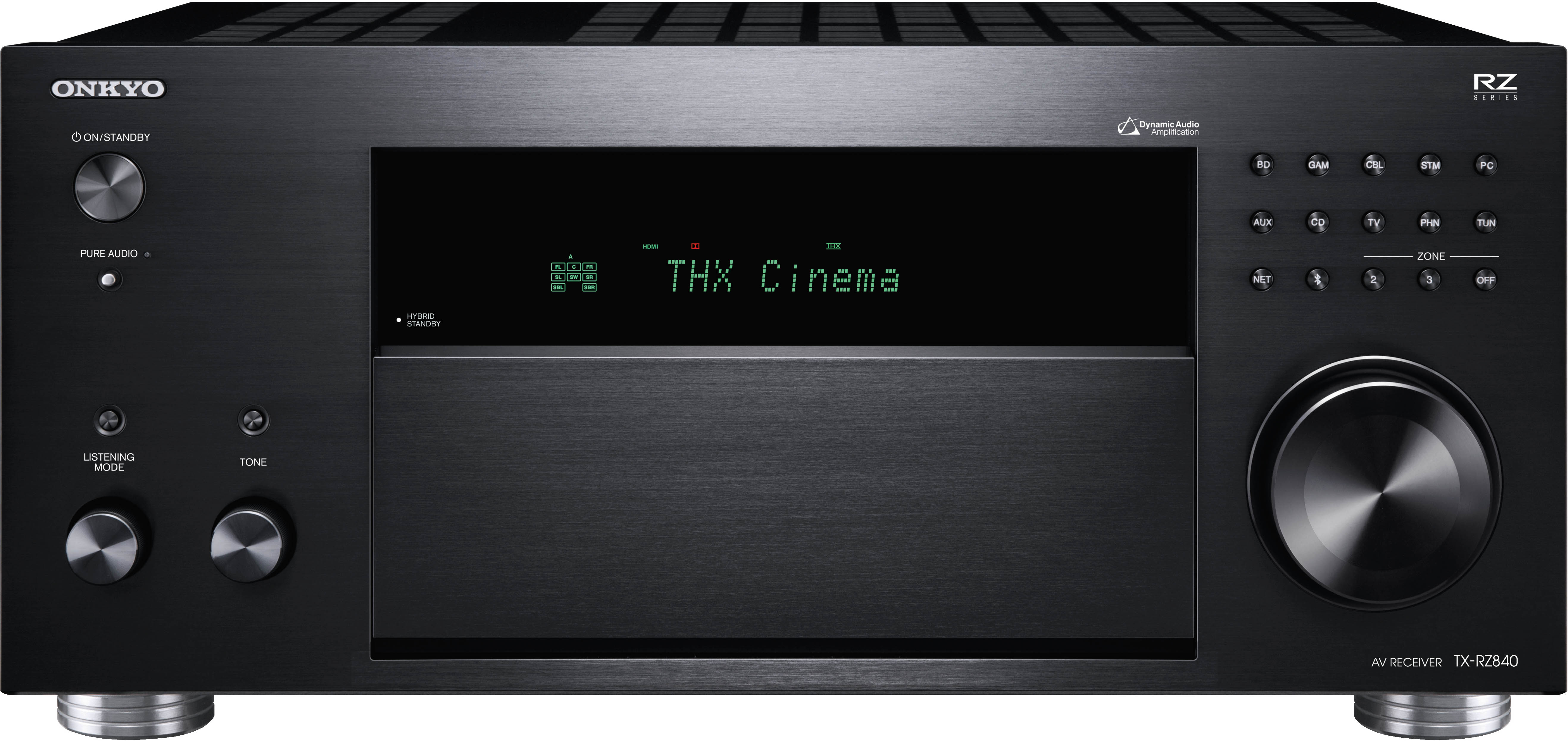 Onkyo TX-RZ840 Review and Specs